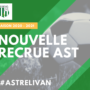 Ange-Marie Lucas, nouvelle recrue du club de l'AS Trélivan